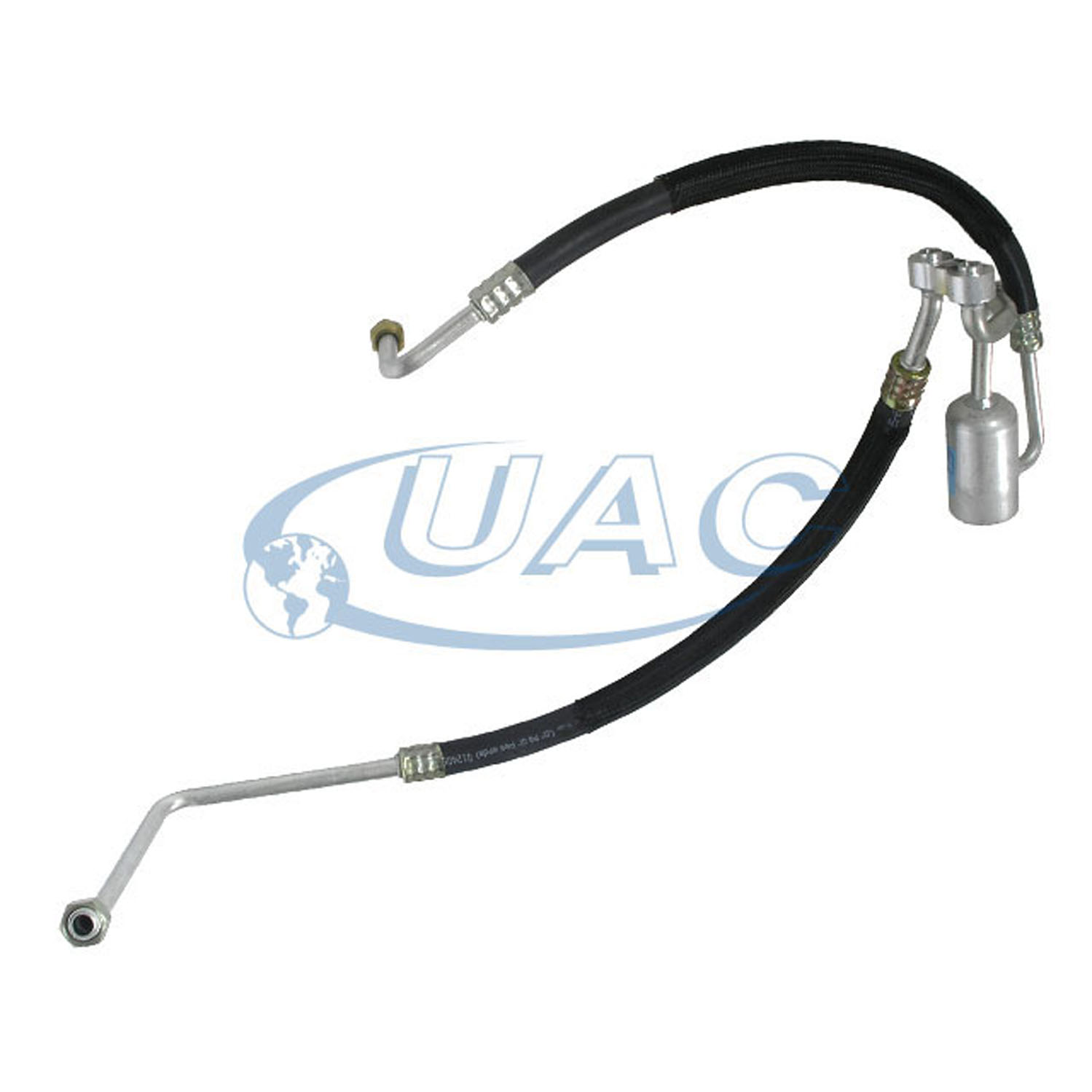 New Compressor Manifold Hose Assembly 75-10491