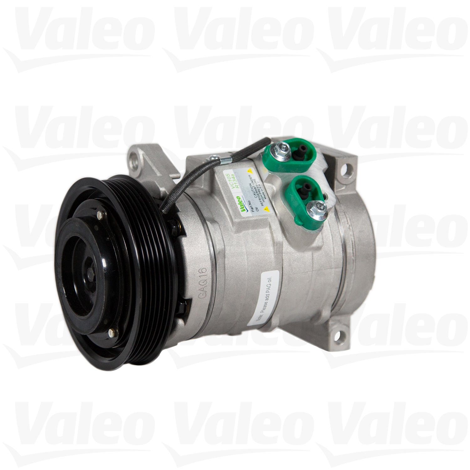 Valeo OEM New Compressor With Clutch 31397.6T1VAL
