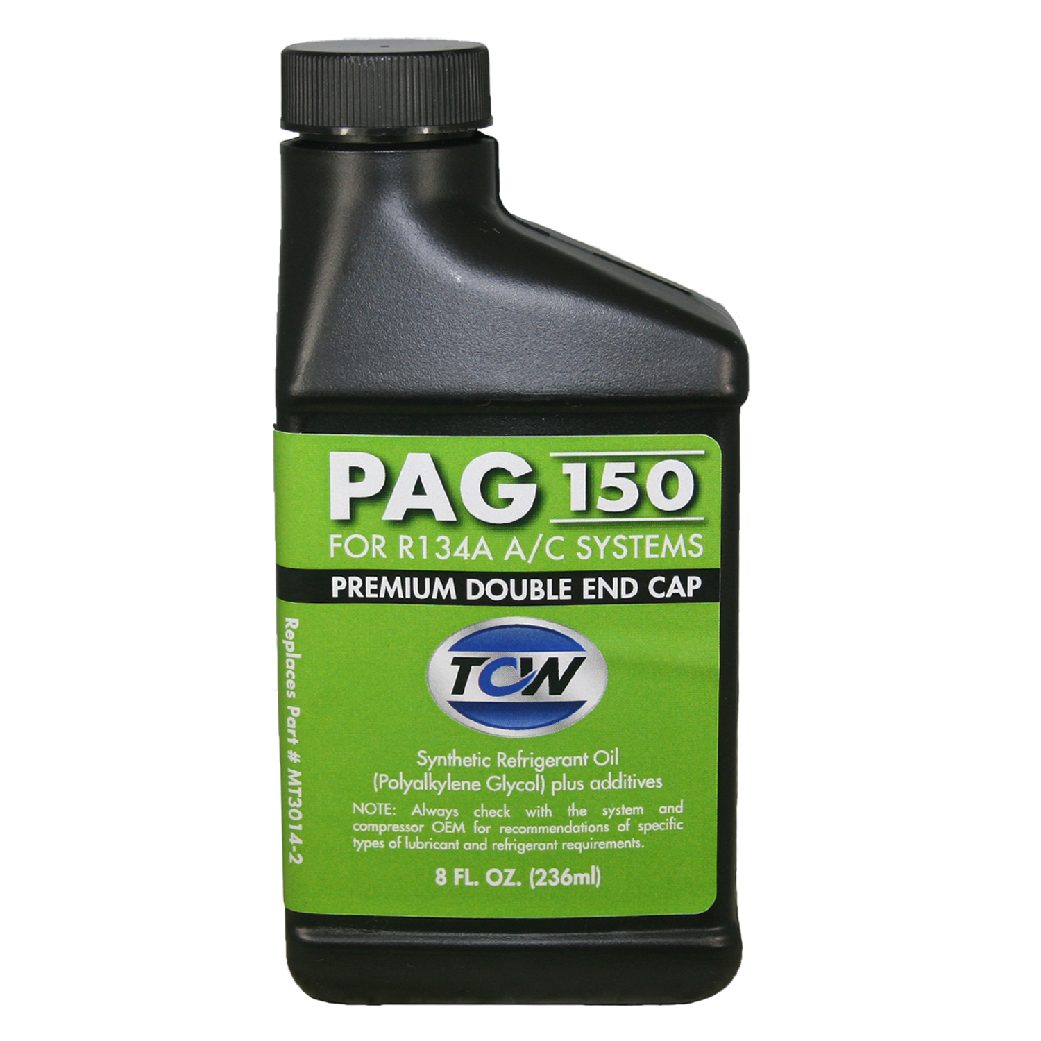 TCW Compressor Oil MT3014-1 Double-End Capped PAG